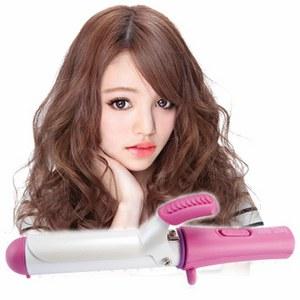 隨身粉紅捲髮棒25mm