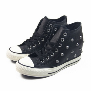 CONVERSE All Star Lux 內增高帆布鞋