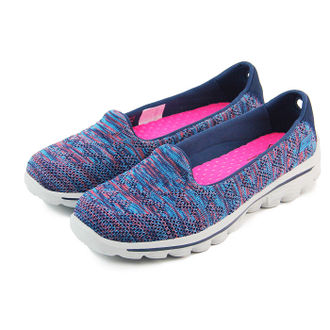 SKECHERS GOwalk 3 健走系列 粉/紫