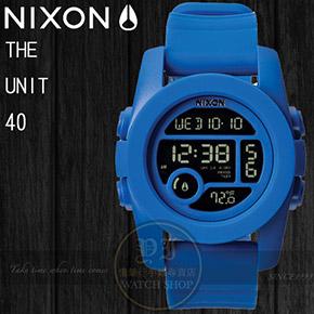 NIXON The Unit 40系列潮流錶款