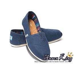 TOMS 帆布系列懶人鞋