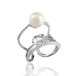 Truth‧真實的妳珍珠戒指