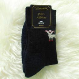 溫暖火熱腳ㄚ子的羊毛衣超厚襪