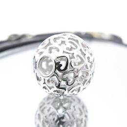【Comfy禾米】~氣質典雅設計款*空心球~ 925純銀項鍊