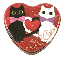 日本直送 貓咪巧克力