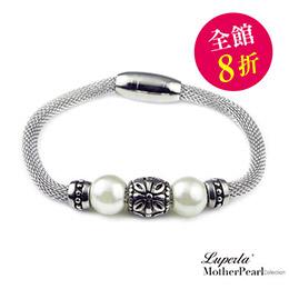 時尚多重穿搭絕美水晶珠手環