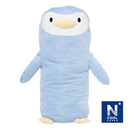 N COOL涼感企鵝抱枕
