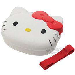 Hello Kitty 造型微波便當盒