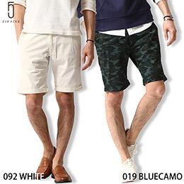 日本ZIP 斜紋織短褲