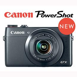 Canon PowerShot G7X旗艦隨身相機