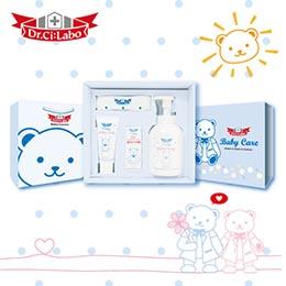 【寶寶限定】寶寶洗護保養禮盒