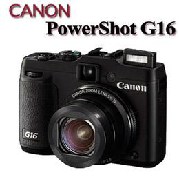 Canon PowerShot G16 大光圈類單眼