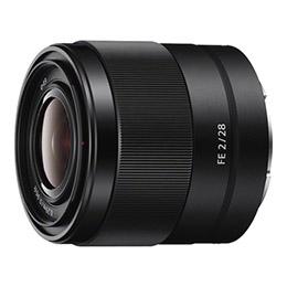 Sony FE 28mm F2.0 廣角鏡頭