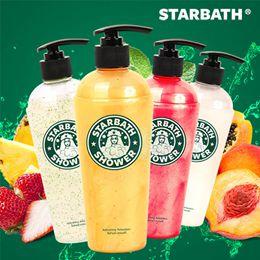 韓國 STARBATH 星冰樂沐浴系列