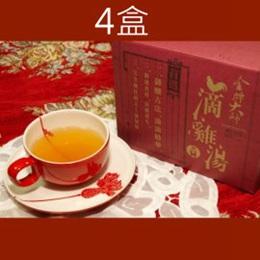 【金牌大師】滴雞湯 / 滴雞精 (10包x4盒)