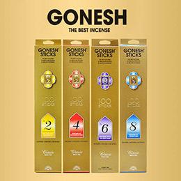 GONESH 精油線香100支裝