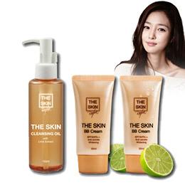 The Skin夏日遮瑕BB霜&卸妝組