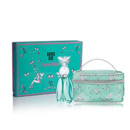 Anna Sui安娜蘇 許願精靈 春季禮盒 淡香水30ml+化妝包