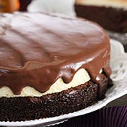 超濃生巧克力布朗尼蛋糕(2入組)