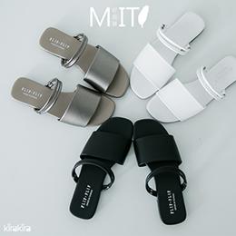 韓風寬帶2WAY涼拖鞋