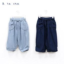 親子裝系列★低襠造型褲(2色)
