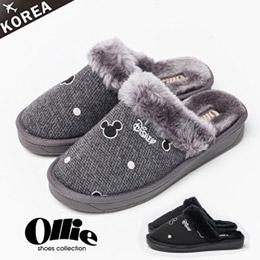 現貨 | Ollie米奇毛絨室內鞋 / 親子鞋