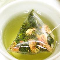 玫瑰烏龍三角立體花茶茶包