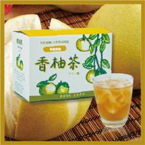 正宗麻豆香柚茶 15包入