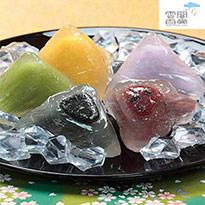 花舞粽❀低熱量輕食冰粽5口味(4盒)