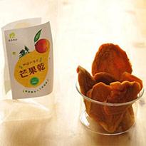 欉紅愛文芒果乾120g(無蔗糖添加)