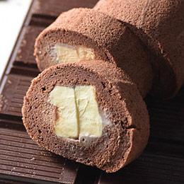 新上市!手工巧克力布蕾捲