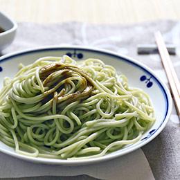 綠抹茶麵+竹山番薯乾麵►共12包入