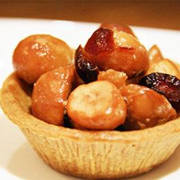 珍珠塔禮盒+頂級杏仁瓦片