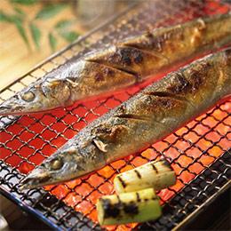 極品鮮嫩秋刀魚300g(2尾裝/盤),2盤