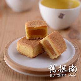 人氣特惠組(蛋黃酥9入+鳳梨酥12入)