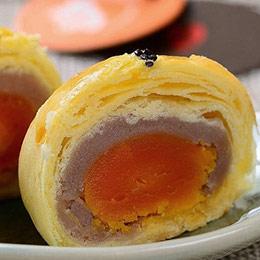 芋頭蛋黃酥9入