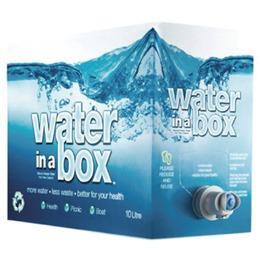 紐西蘭Water in a Box天然火山岩礦泉水 (10L/箱)