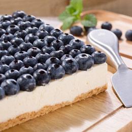 奢侈 Blue Man★精品藍莓乳酪蛋糕8吋