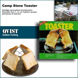 【露營趣】多用途烤麵包爐架