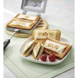LOGOS 楓格三明治烤盤
