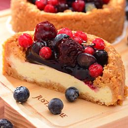 2入!莓果樂園乳酪+無限乳酪