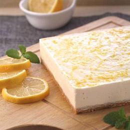 黃檸汁精品乳酪蛋糕★星塵8吋