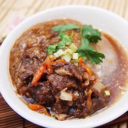 香菇豬肉圓5粒+黑胡椒香菇豬肉圓5粒