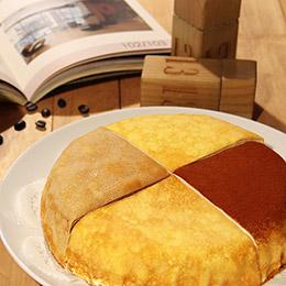超人氣千層蛋糕8吋❤12款任選