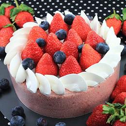 愛戀莓果蛋糕 (6吋)