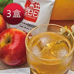 古法釀製→果醋隨身包3盒