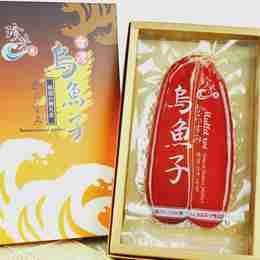 野生低鹽烏魚子 /片裝 (111g~119g)