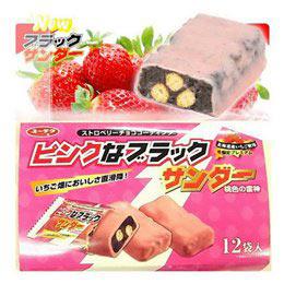 北海道草莓限定版【桃色雷神巧克力】