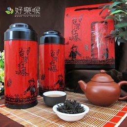 【好樂喉】年節好禮-百年古樹野生紅茶送禮組