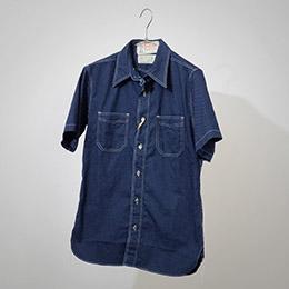 Sugar cane圓點短袖襯衫